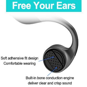 bone headphone