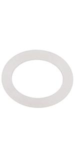 DERNORD Silicone Sealing Washer Gasket