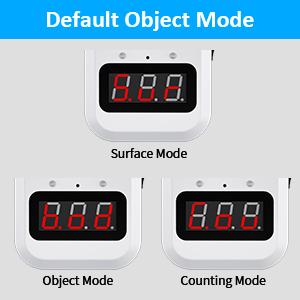 Default Object Mode