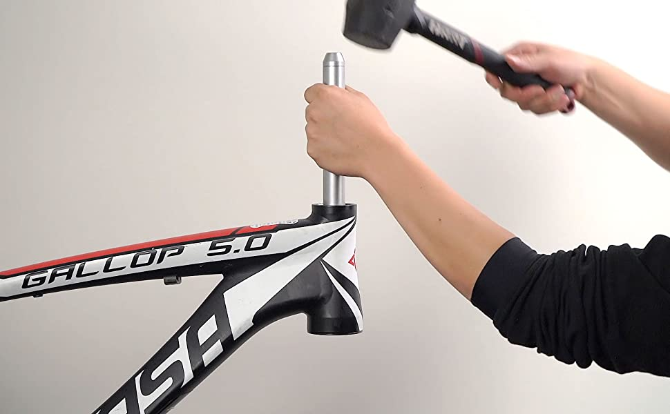 315mm Cycling Bike Bicycle Headset Cup Remover Extractor Tool Headtube   t v