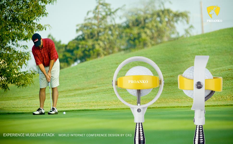 3-prong golf ball pick up
