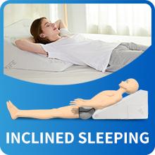 Inclined Sleeping
