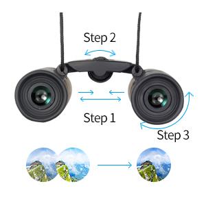 easy to use binoculars