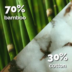 bamboo cotton tummy liner