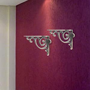 wall brackets for selves