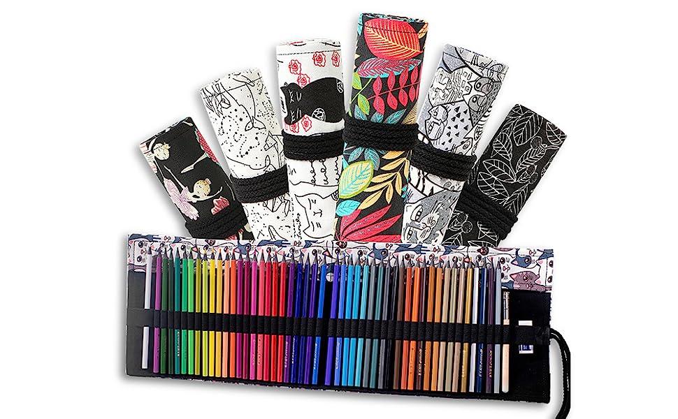 Colored Pencil Wrap
