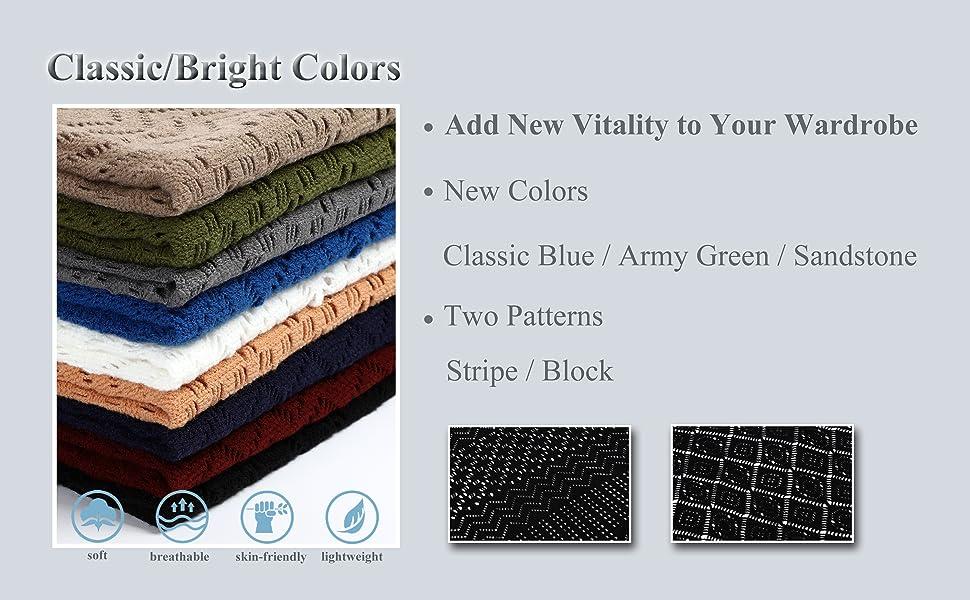 shawl for women wrap knit