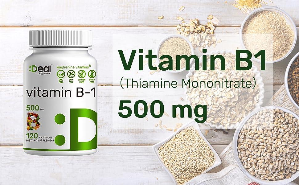 Vitamin B1 500mg