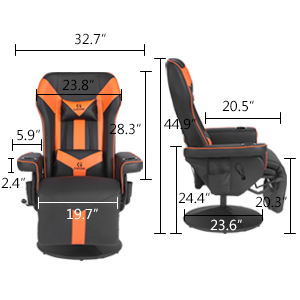 gaming chair big and tall