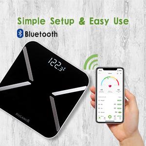 Simple setup & Easy use