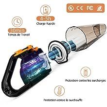 aspirateur de table sans fil rechargeable,aspirateur voiture,aspirateur a mains sans fil,aspirateur