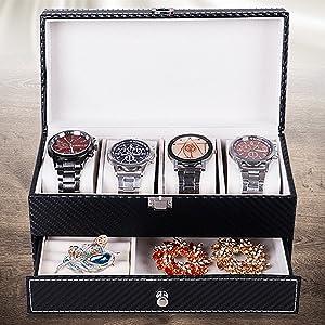 watch box organizer