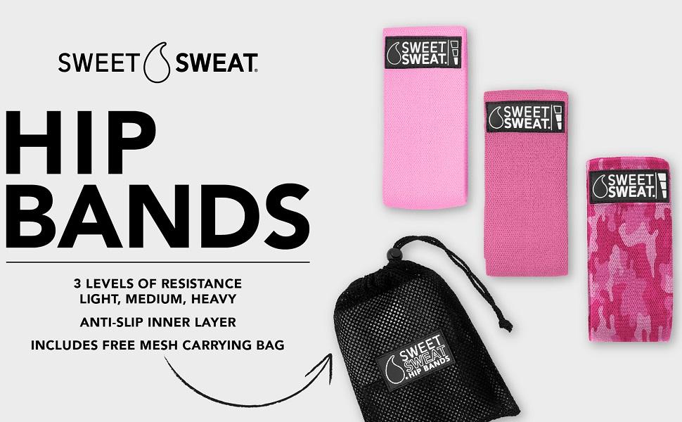 sweet sweat home gym waist trimmer
