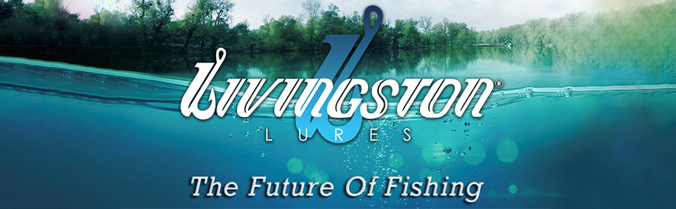 Livingston Lures - The Future of Fishing footer