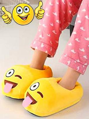 poop-emoji-slippers-soft-toy-emoticon-cusion-kids-gift-emoti-poo tongue