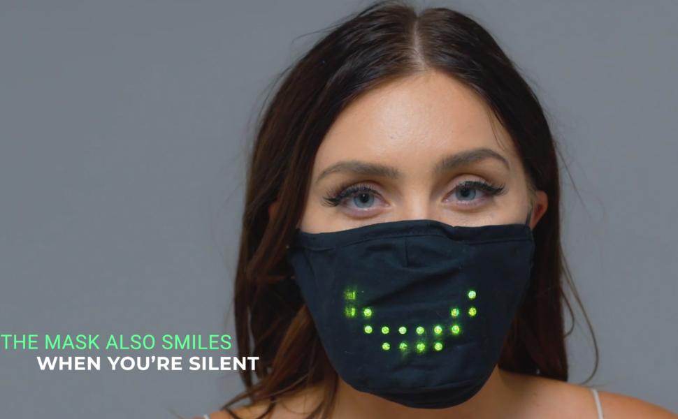 LED Smart Mask
