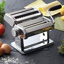 pasta chinesische nudelmaschine edelstahl set nudelmaschine hand pastamaker pastamaschine manuell