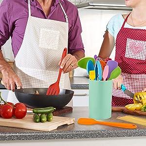 Cook utensils set