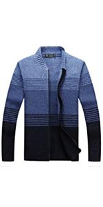 Men's Color Block Sweater