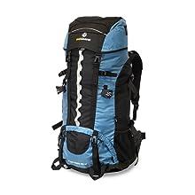 Backpacker-Rucksack mit Trinkausgang