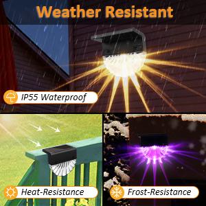 outdoor solar lights decorative