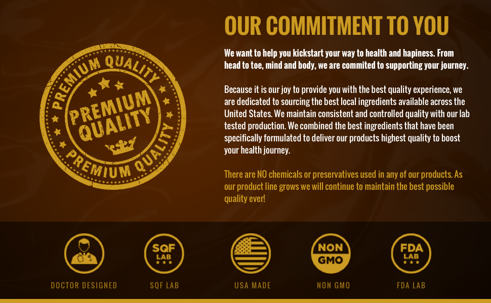 FDA, USA, SQF, Commitment