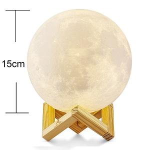 LED Lunar Night Light 3 Colors