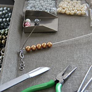 Multi-Stringing with Specialised Thread