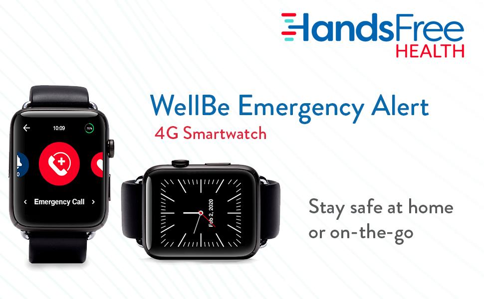 SOS smartwatch, medical alert, emergency alert smartwatch, elderly smartwatch, smartwatch seniors
