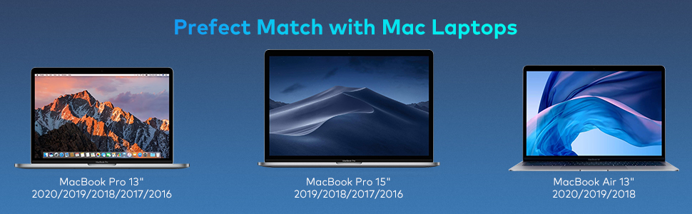 prefect match with Mac Laptops