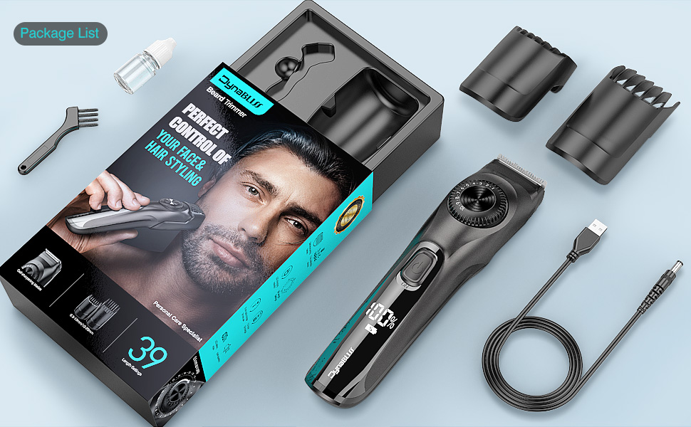 trimmers, clippers & body groomers