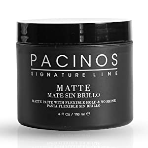 sculpting pomade firm hold long last definition shine finish conditions hair moisturizes volume