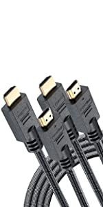 PowerBear HDMI Cable 6 Feet