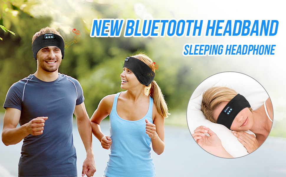 bluetooth headband headphones