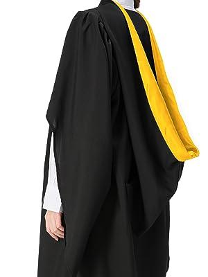 graduation hood