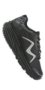 Colorado X Walking Sneaker, MBT rocker bottom walking shoes, rocker soled shoes, mens walking shoes