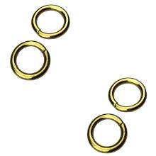 Gold O Ring