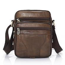 BAGZY Man Shoulder Bag