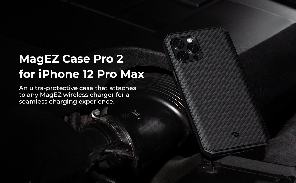 magez case pro 2 for iphone 12 pro max