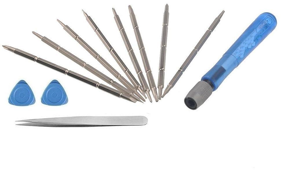 PagKis Screwdriver Tool Kit for Mobile, Laptop Repairing & Opening