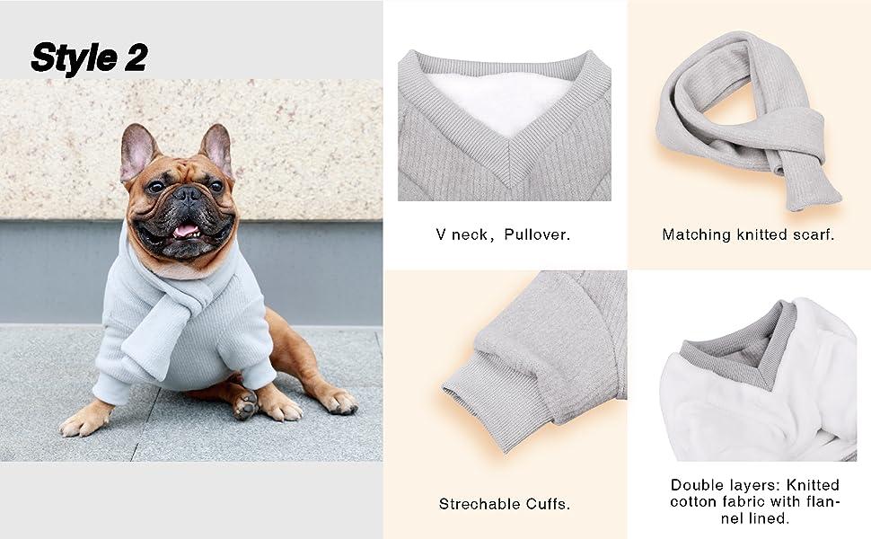 ichoue dog sweater 2