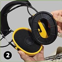PROHEAR GEL EAR PADS