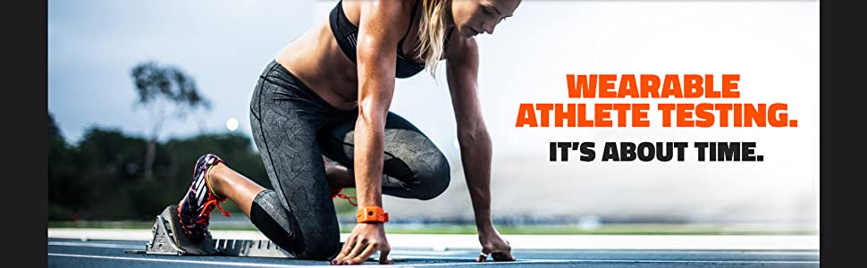 Jawku speed wearable technology elite athlete training