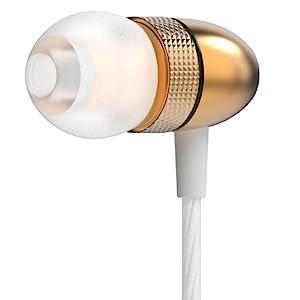 Betron ELR50 Guld öronsnäckor
