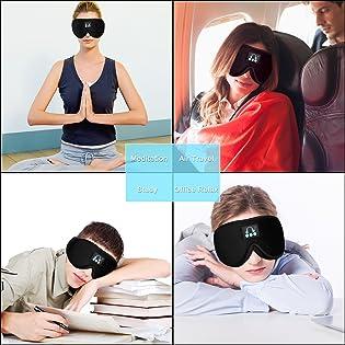 Sleep Headphones Masks