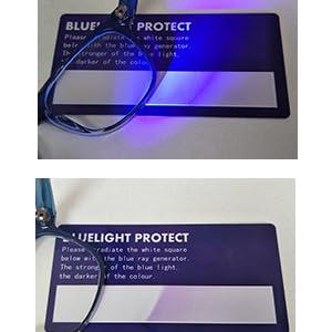 blue light blocking