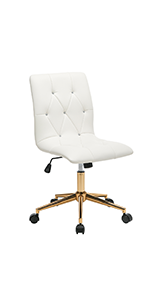 duhome leather home office chair