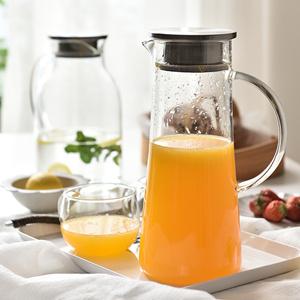 耐熱 麦茶 ポット