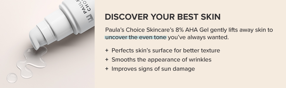 A unique exfoliant that gently revitalizes uneven skin tone and smooths the appearance of wrinkles.