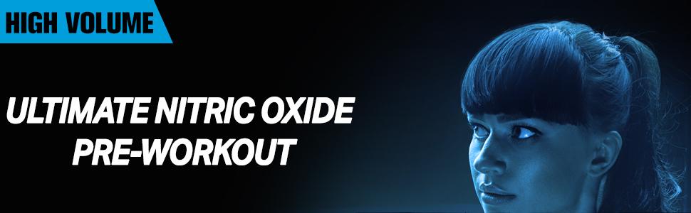 ultimate nitric oxide pre workout pump l-arginine arginine n.o. booster no citrulline agmatine
